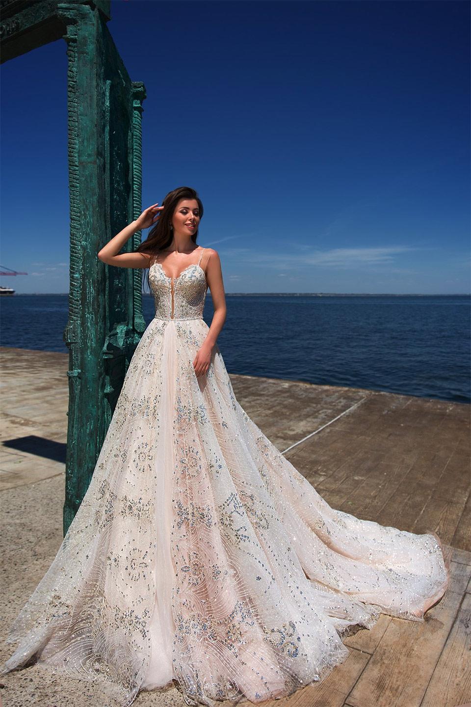 Ivana Robes de mariées Pontarlier collection soul of the sea 11